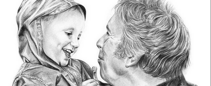Paintings & Sketches- Thoughtful Gifts To Buy From Portrait artists