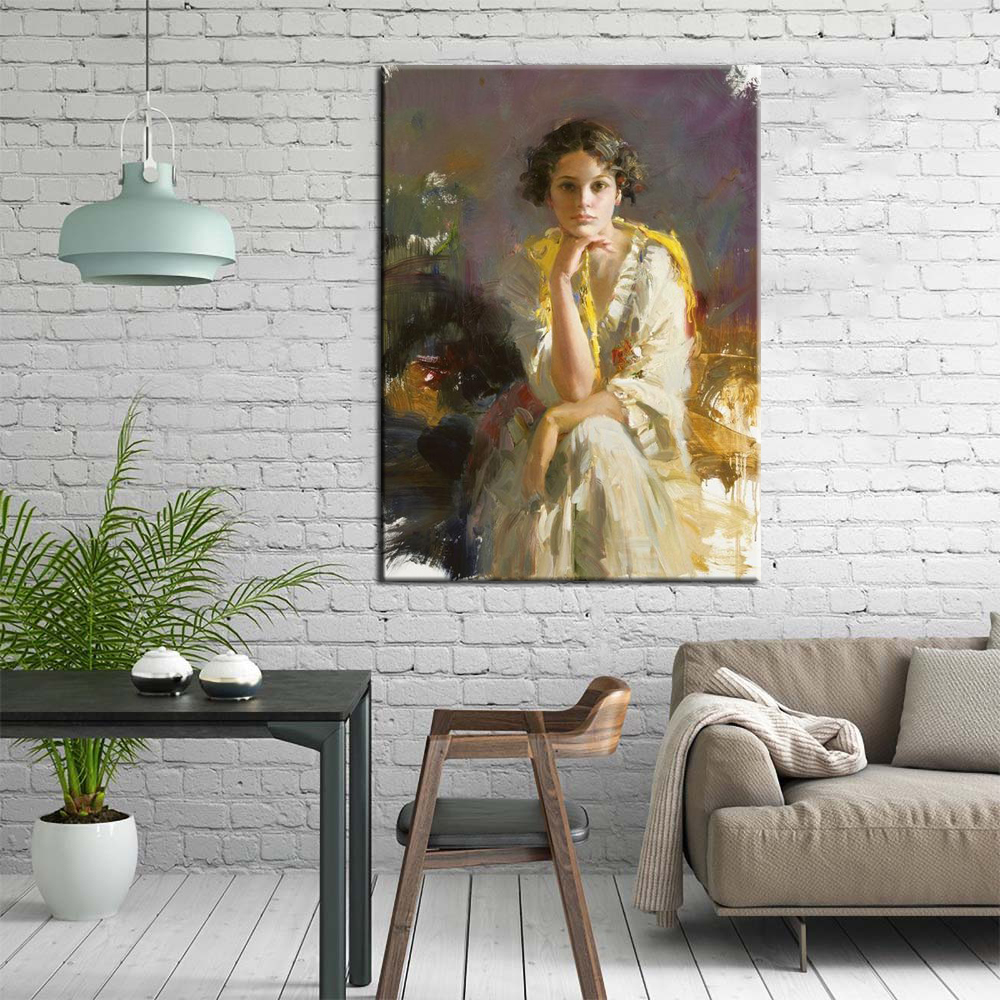If you are looking for a healthy way to spend time at home, Paint by numbers (malen nach Zahlen) is one of them
