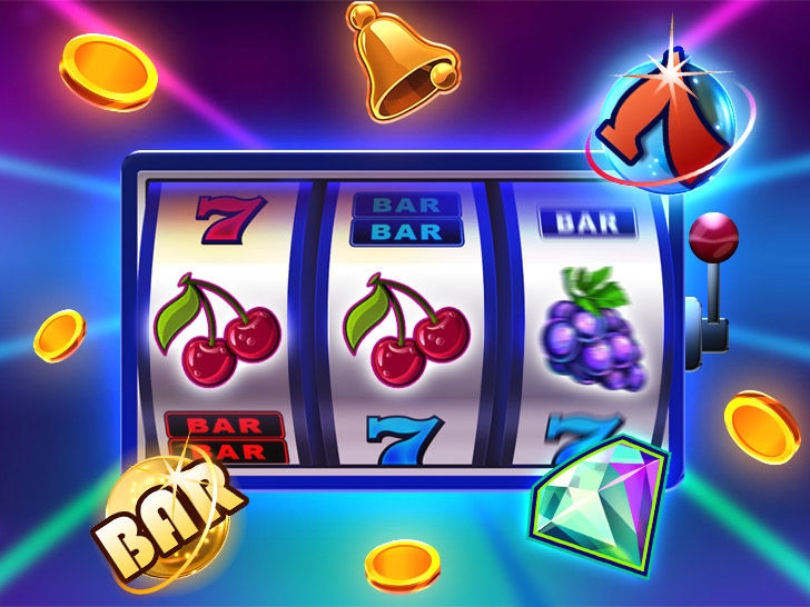 Online Slots Games Are Popular Choice For All