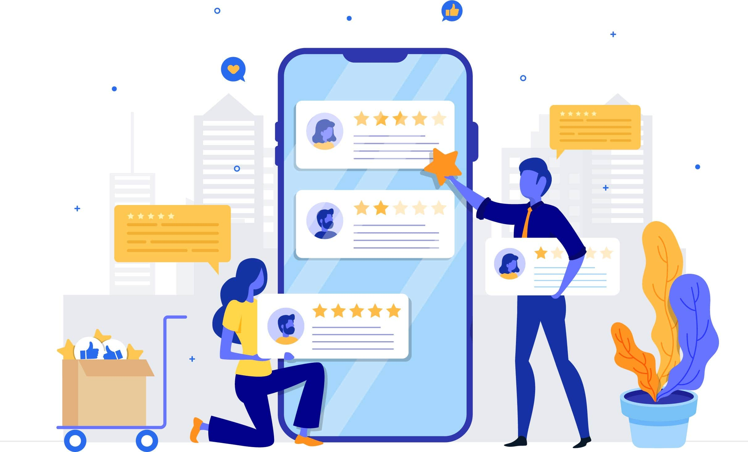 All About Buying Google Reviews