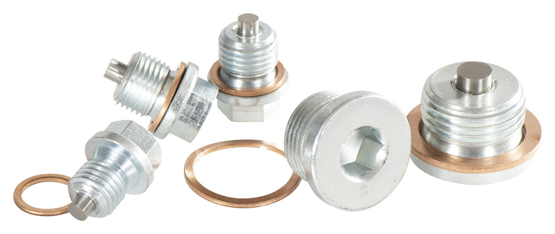 Acquire Oil drain plug through the femco home page without internal problems